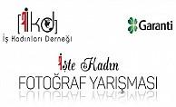 """""""İşte Kadın Fotoğraf Yarışması""""na son başvuru 2 Eylül"""