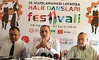 Uluslararası Halk Dansları Festivali, 28 Ağustos'ta...