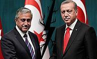 Erdoğan#039;dan Akıncı#039;ya: Haddini bil!