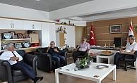 Ataoğlu Özçınar'ı ziyaret etti...