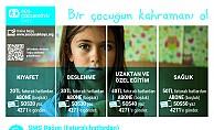SOS Çocukköyü Derneği yardım kampanyası başlattı