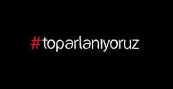 TOPARLANIYORUZ HAREKETİ'NDEN KOORDİNASYON OFİSİ AÇIKLAMASI