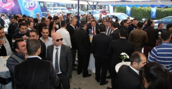 Turkcell'in 4G deneyimi Mağusa'da tanıtılacak