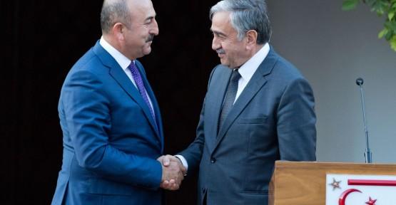 """""""TÜRKİYE MÜZAKERELERE BÜYÜK DESTEK VERİYOR"""""""