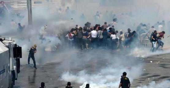 TÜRKİYE'DE PROTESTOLAR DEVAM EDİYOR