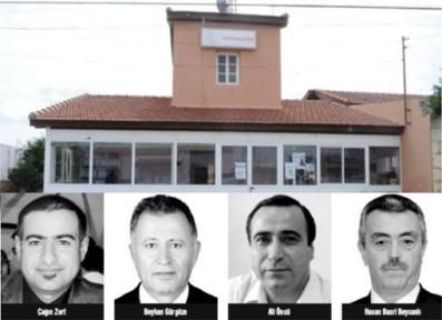 UBP'DE ADAY KRİZİ