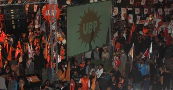 Ulusal Birlik Partisi'nden Lefkoşa'da dev miting!
