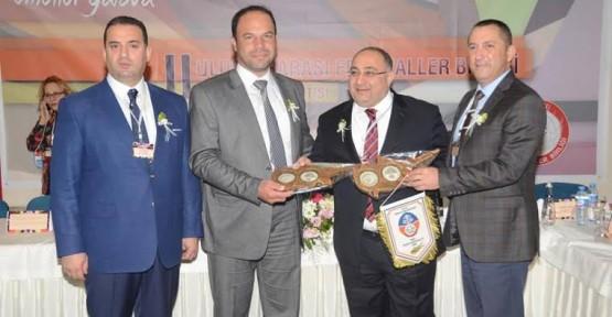İSKELE BELEDİYESİ, ULUSLARARASI FESTİVALLER BİRLİĞİ TOPLANTISINA KATILDI