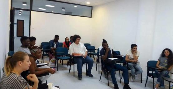Uluslararası Final Üniversitesi'nde ders başı yapıldı