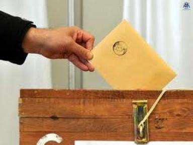 Yerel Kuruluş Organları Ara Seçimi, bugün yapılıyor