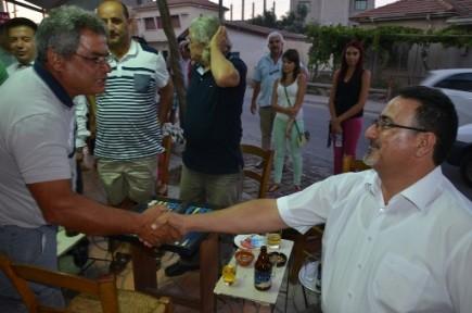 """Yorgancıoğlu: """"Vatandaşın ilgisi tek başına hükümete geleceğimizi gösteriyor"""""""