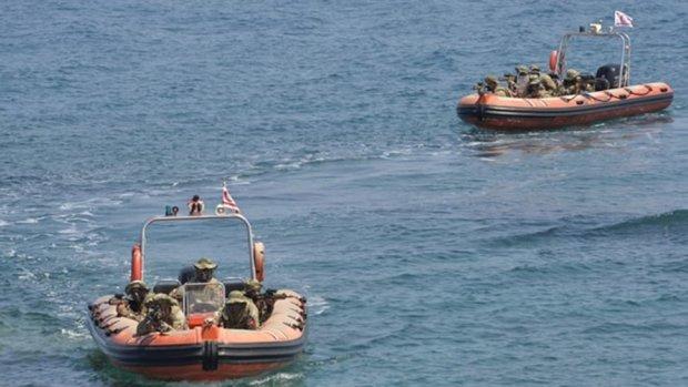 Türkiye-KKTC Ortak Tatbikatı SAT-SAS harekâtları ile devam ediyor