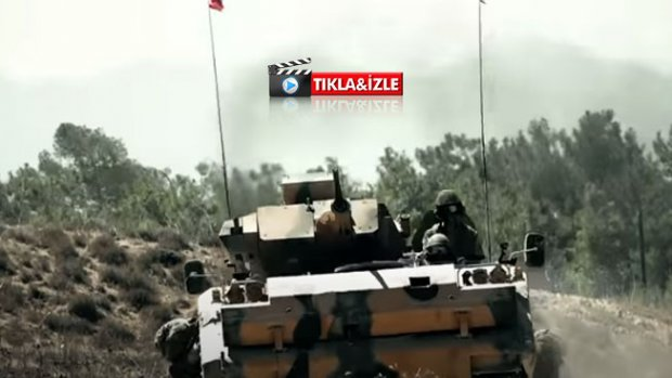 Şehit Yüzbaşı Cengiz Topel Akdeniz Fırtınası-2020 Tatbikatı