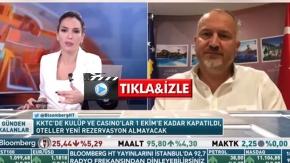 Limak Turizm Kaan Kaşif Kavaloğlu: KKTC'deki otelimizi kapatıyoruz