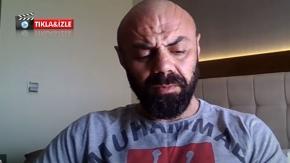 Cumhurbaşkanı Akıncı videoyu çeken şahsa özür diletti!